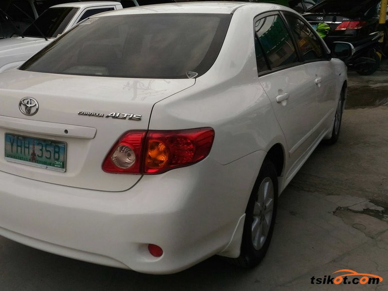 Toyota Corolla 2008 - 7