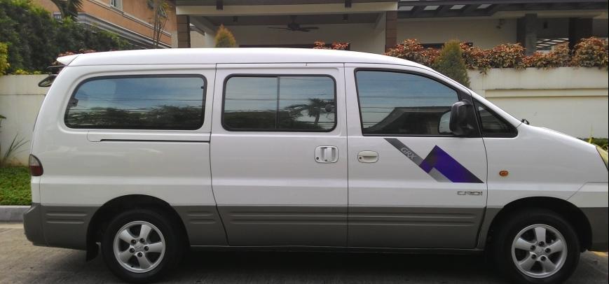 Hyundai Starex 2005 - 1