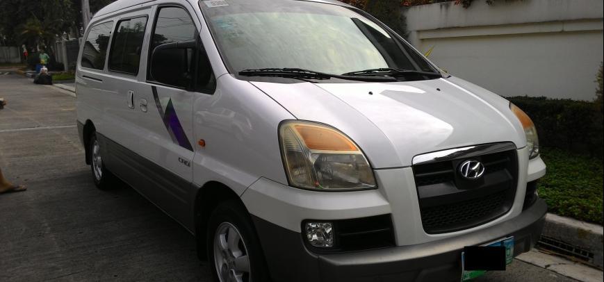 Hyundai Starex 2005 - 11