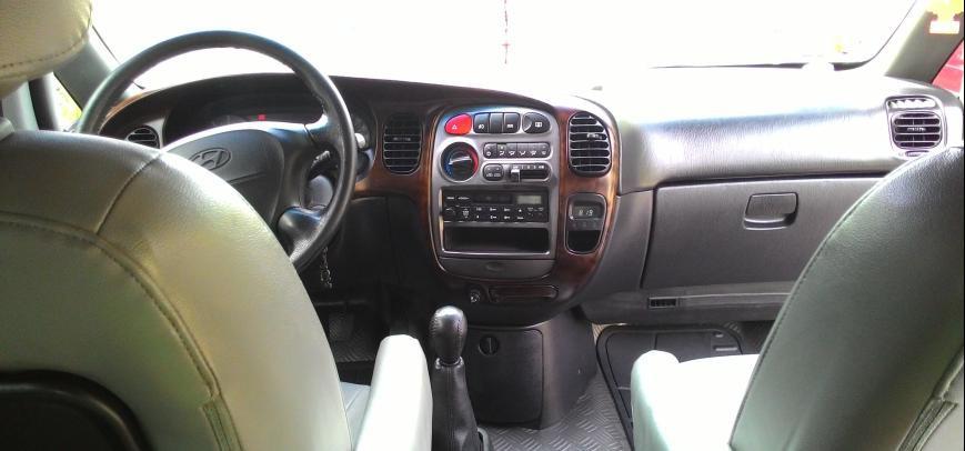 Hyundai Starex 2005 - 9