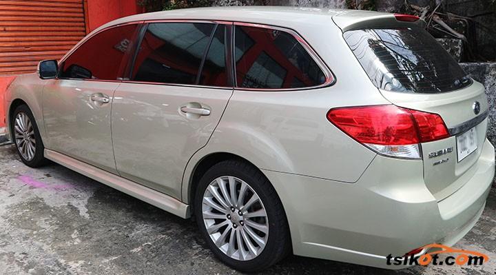 Subaru Legacy 2012 - 1