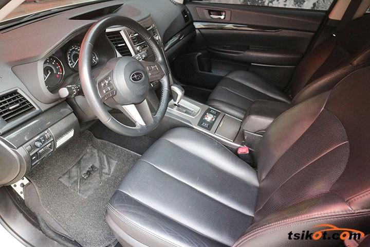Subaru Legacy 2012 - 10