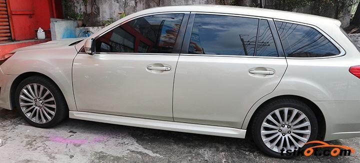 Subaru Legacy 2012 - 3
