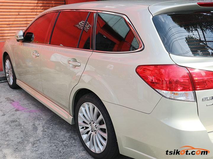 Subaru Legacy 2012 - 6