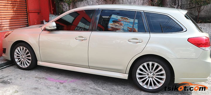 Subaru Legacy 2012 - 7