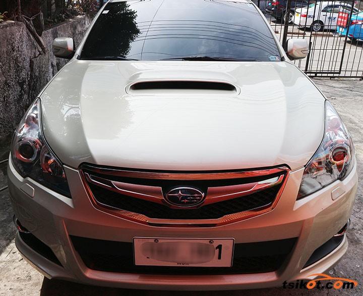 Subaru Legacy 2012 - 8