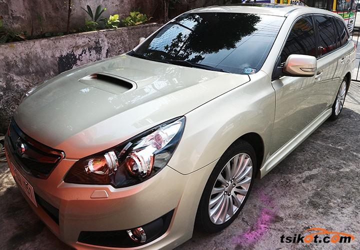 Subaru Legacy 2012 - 9