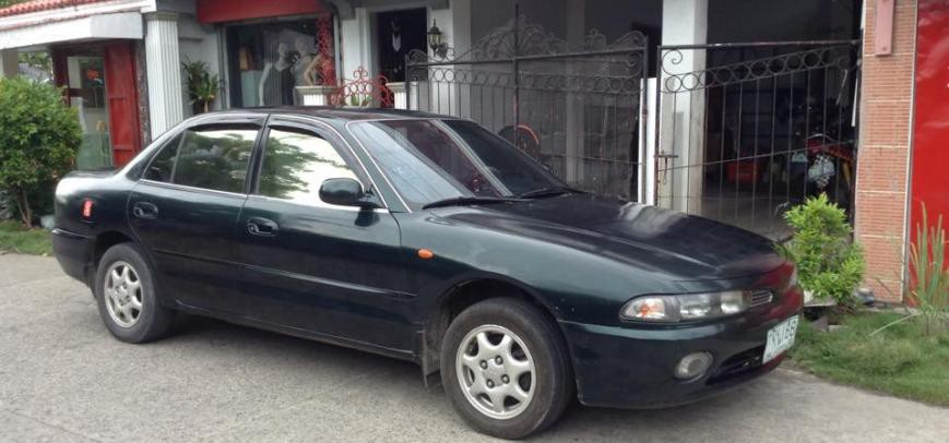 Mitsubishi Galant 1994 - 10