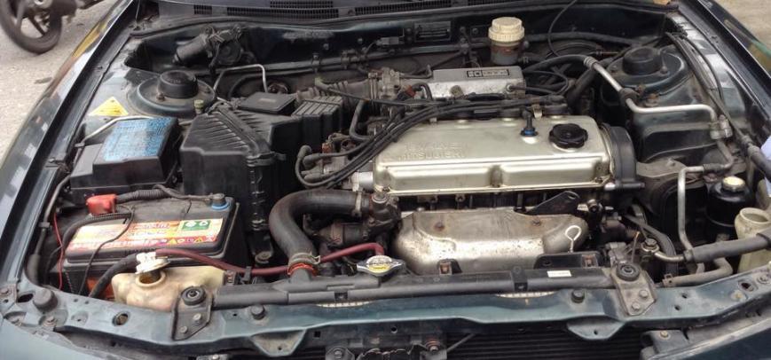 Mitsubishi Galant 1994 - 14