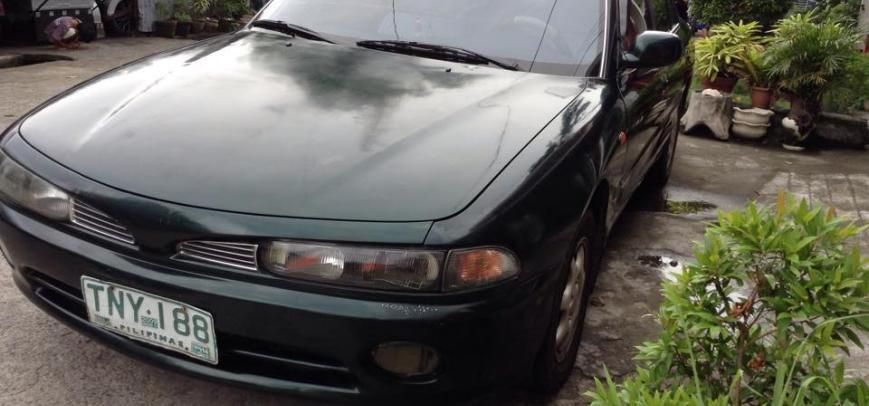 Mitsubishi Galant 1994 - 7
