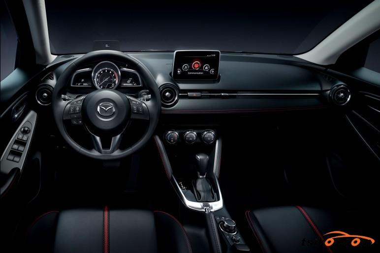 Mazda Mazda2 2016 - 3