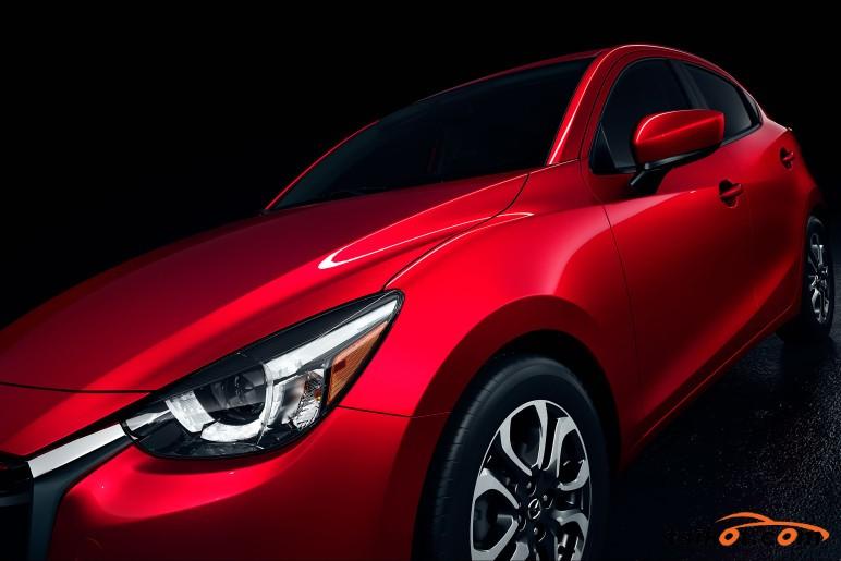 Mazda Mazda2 2016 - 4