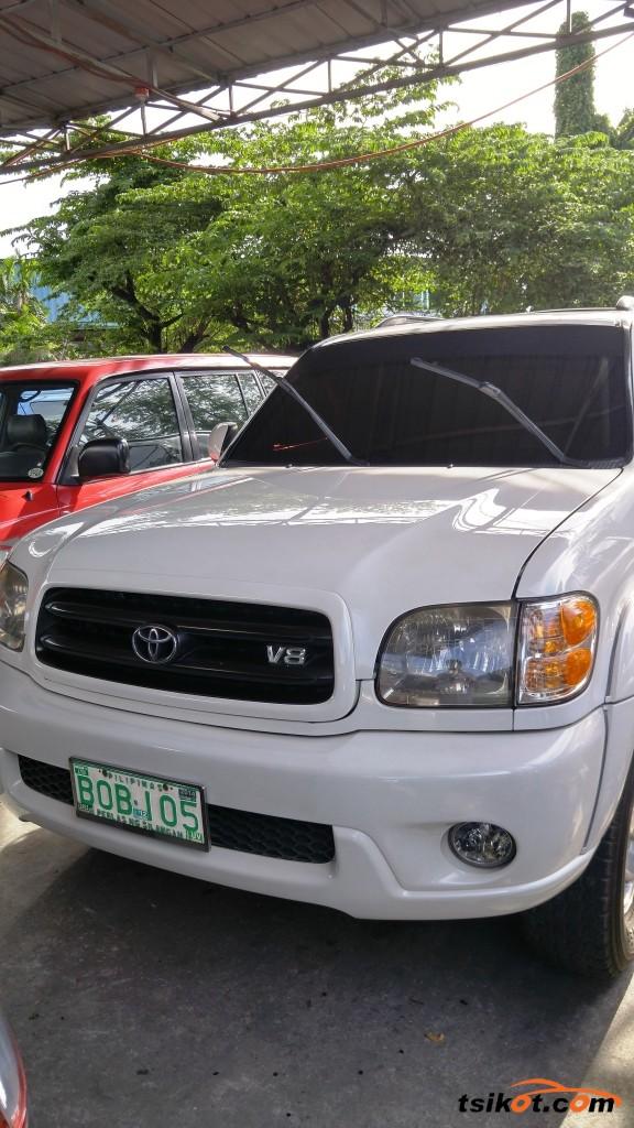 Toyota Sequoia 2008 - 1