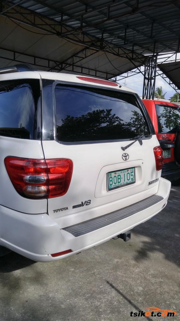Toyota Sequoia 2008 - 2