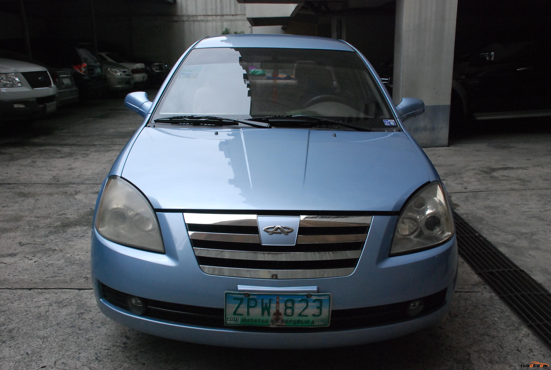 Chery A113 2007 - 2