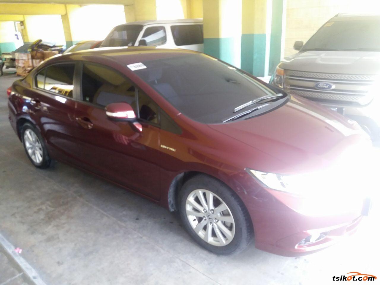 Honda Civic 2012 - 5