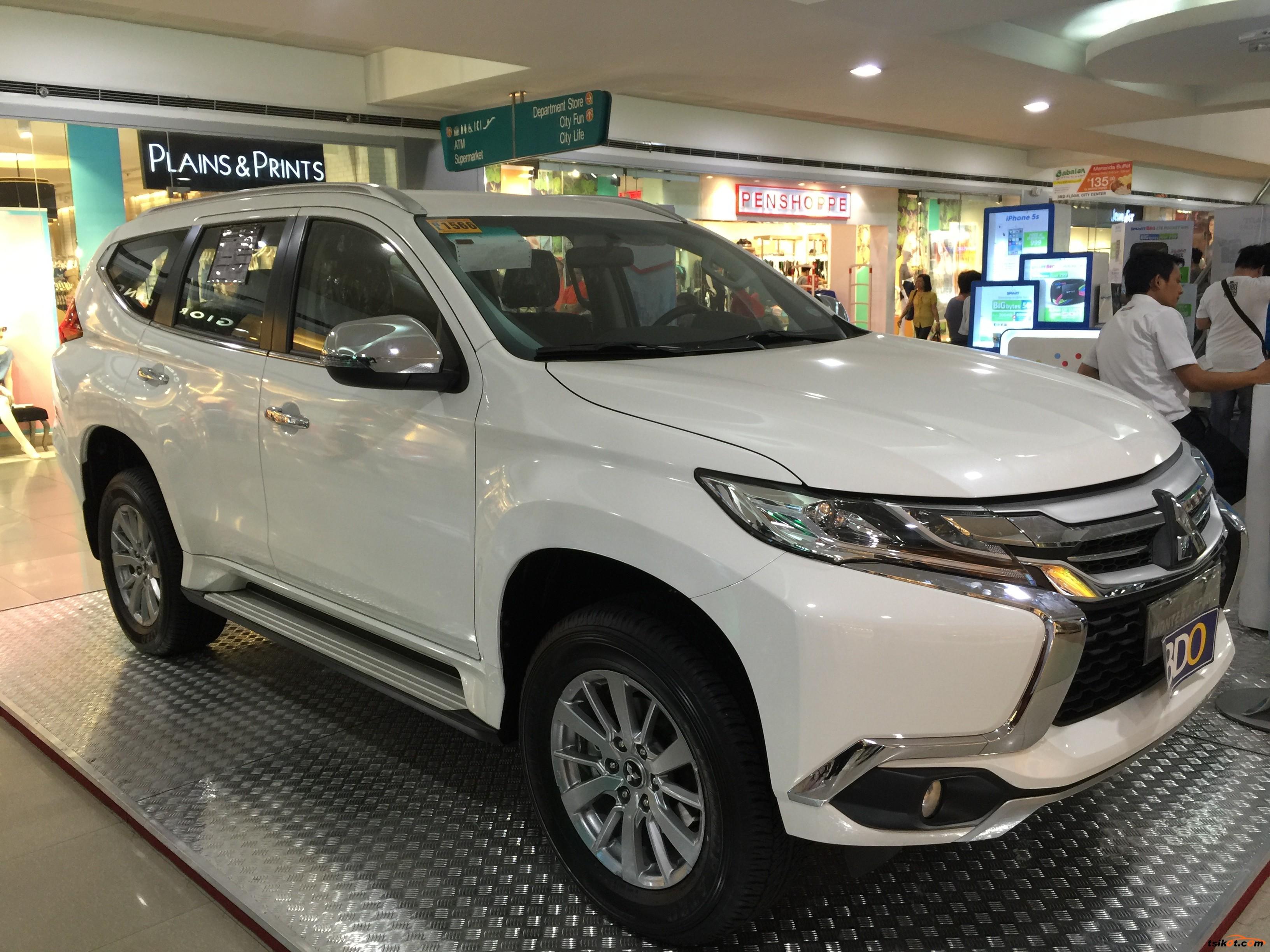 Mitsubishi Montero 2016 - 2