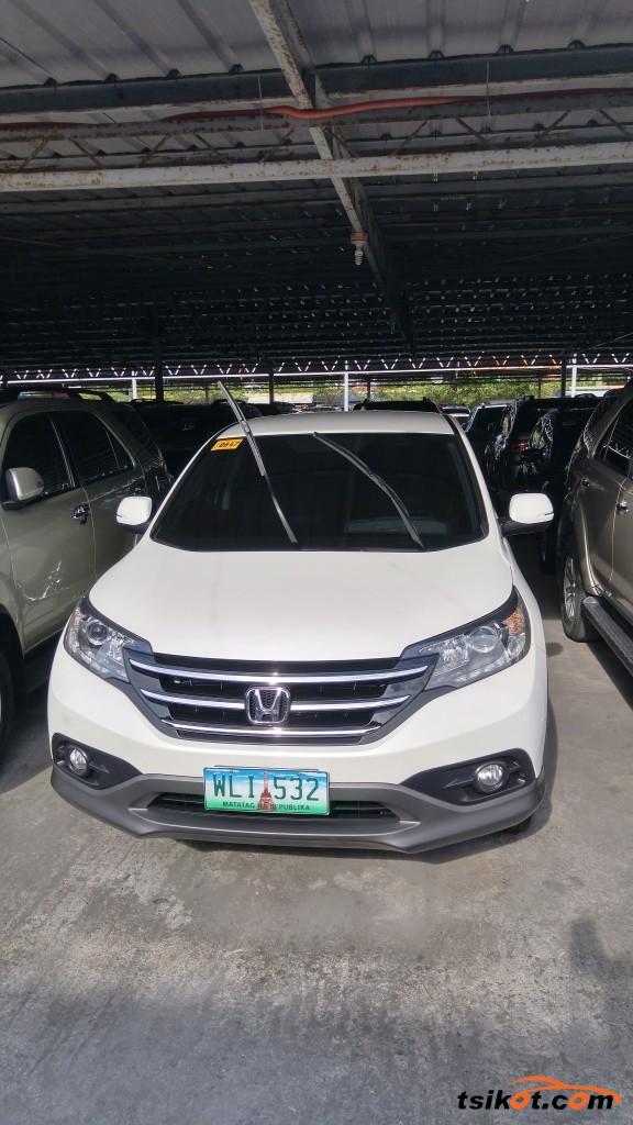 Honda Cr-V 2014 - 1