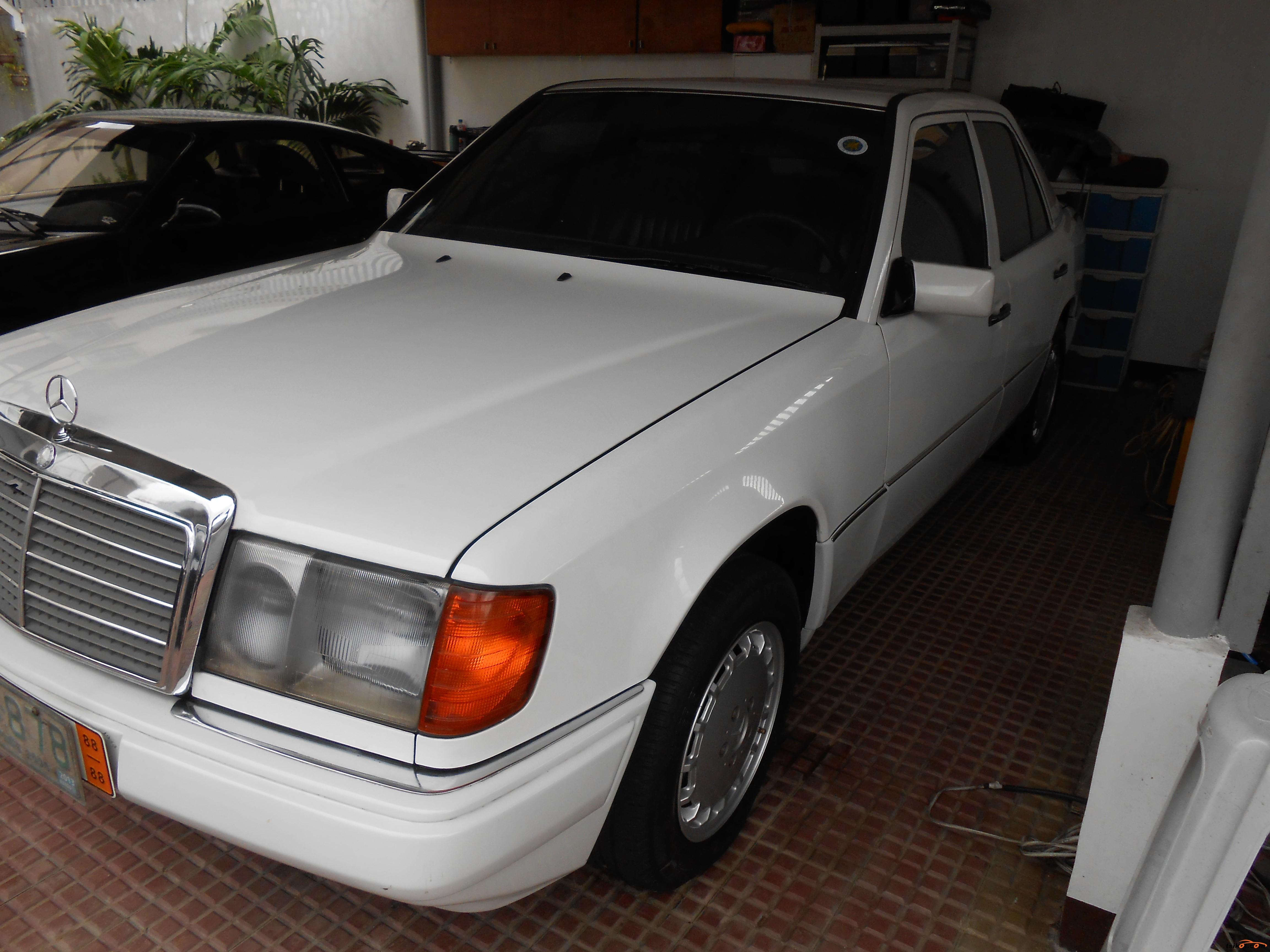 Mercedes-Benz 230 1992 - 3