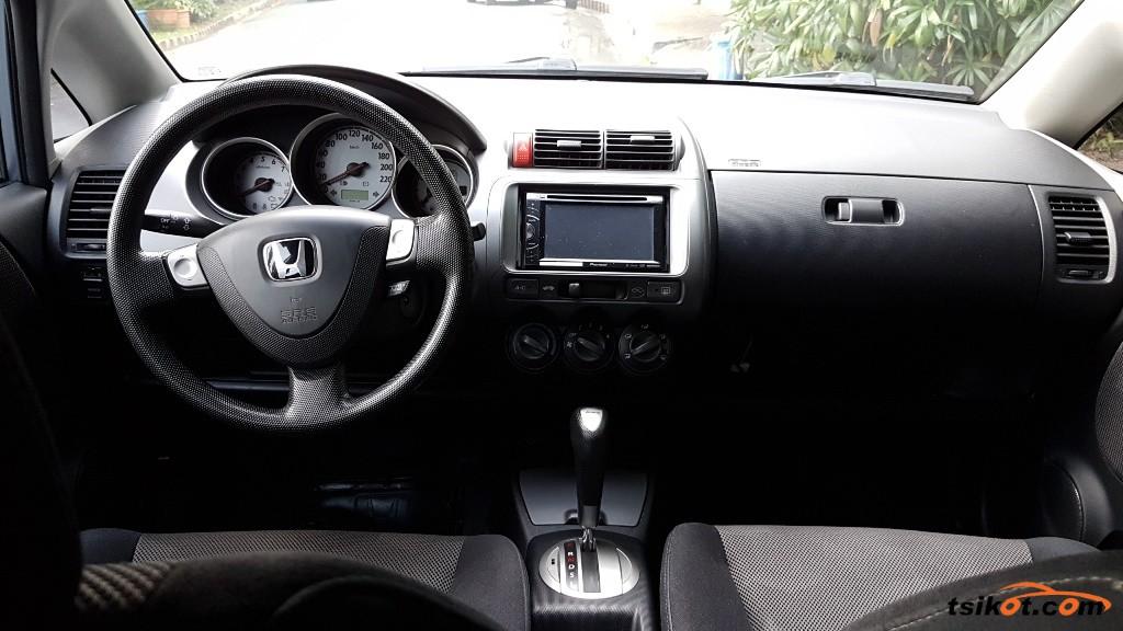 Honda Jazz 2006 - 8