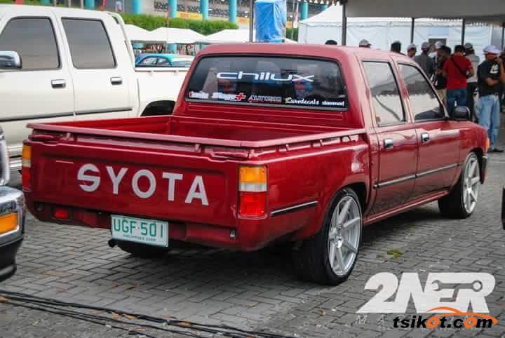 Toyota Hilux 1995 - 3
