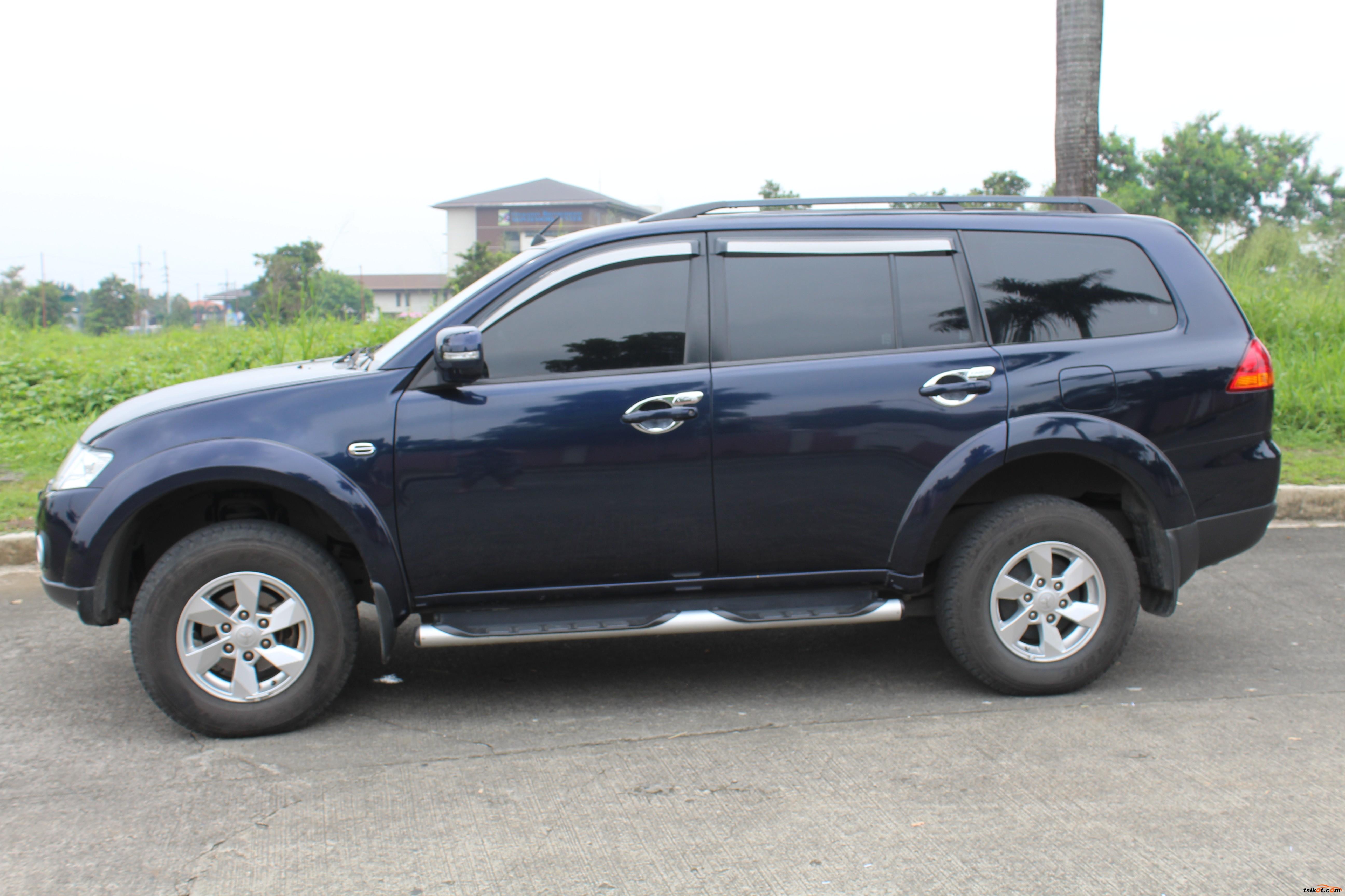 Mitsubishi Montero 2012 - 10