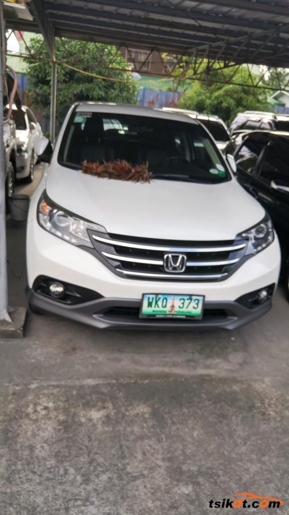 Honda Cr-V 2012 - 1