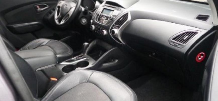 Hyundai Tucson 2011 - 8