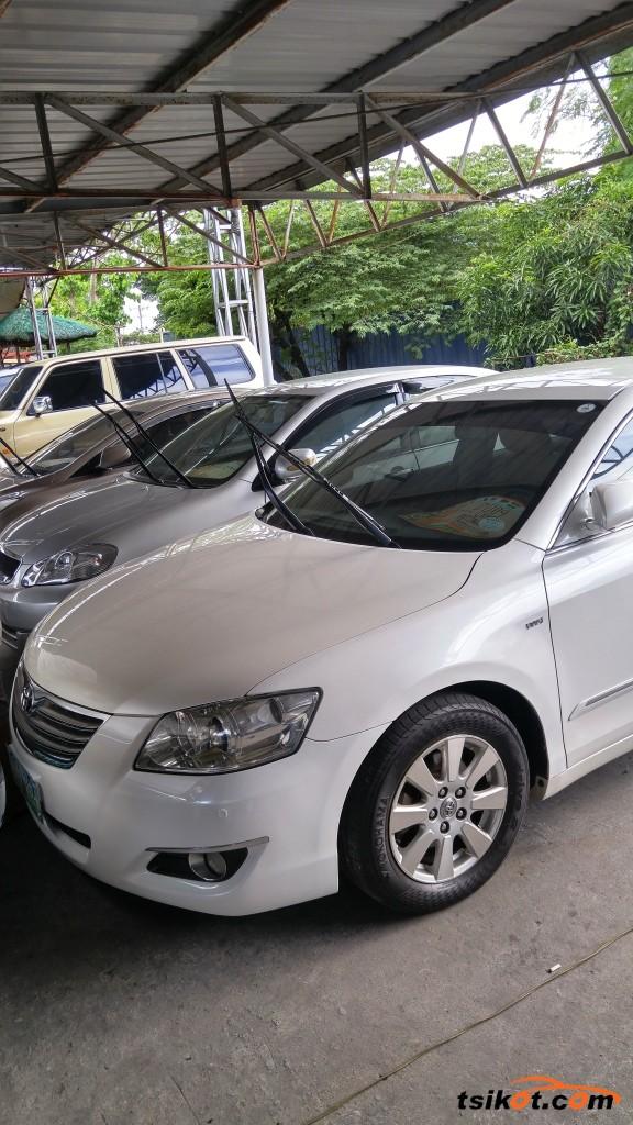 Toyota Camry 2012 - 1