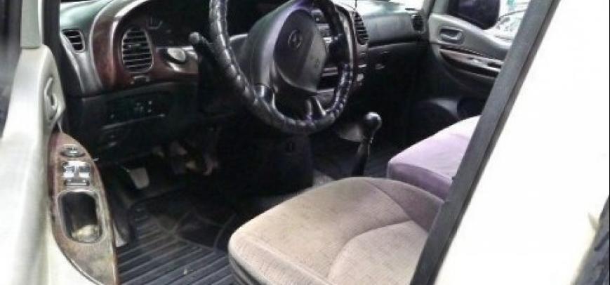 Hyundai Starex 2007 - 9