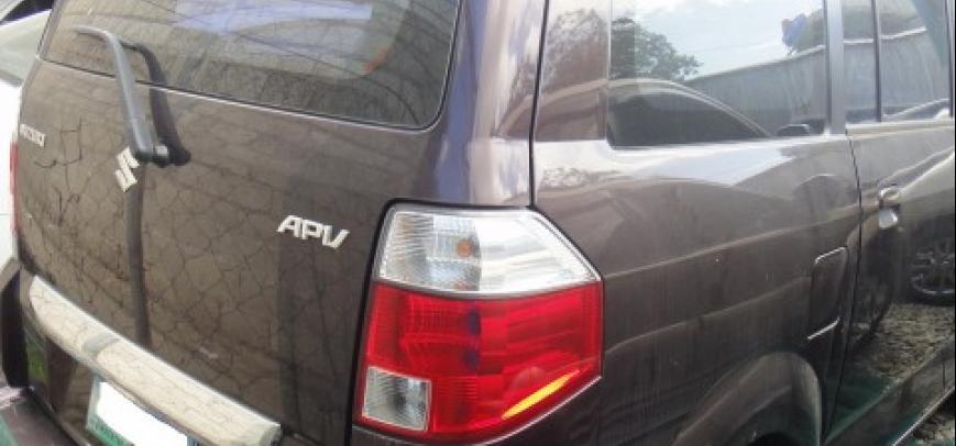 Suzuki Apv 2009 - 11