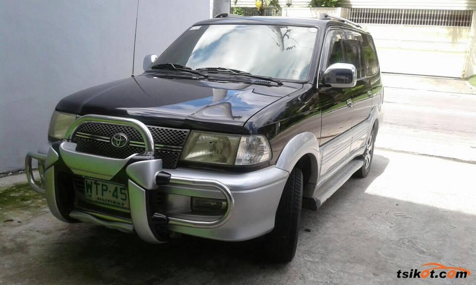 Toyota Sport 800 2001 - 4