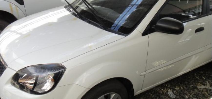Kia Rio 2010 - 1
