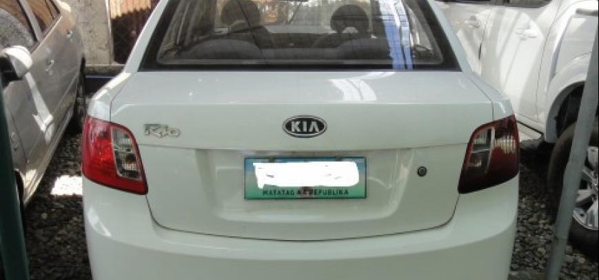 Kia Rio 2010 - 3