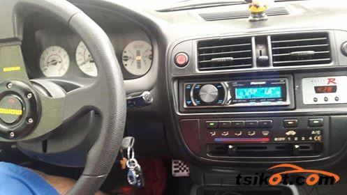 Honda Civic 1996 - 8