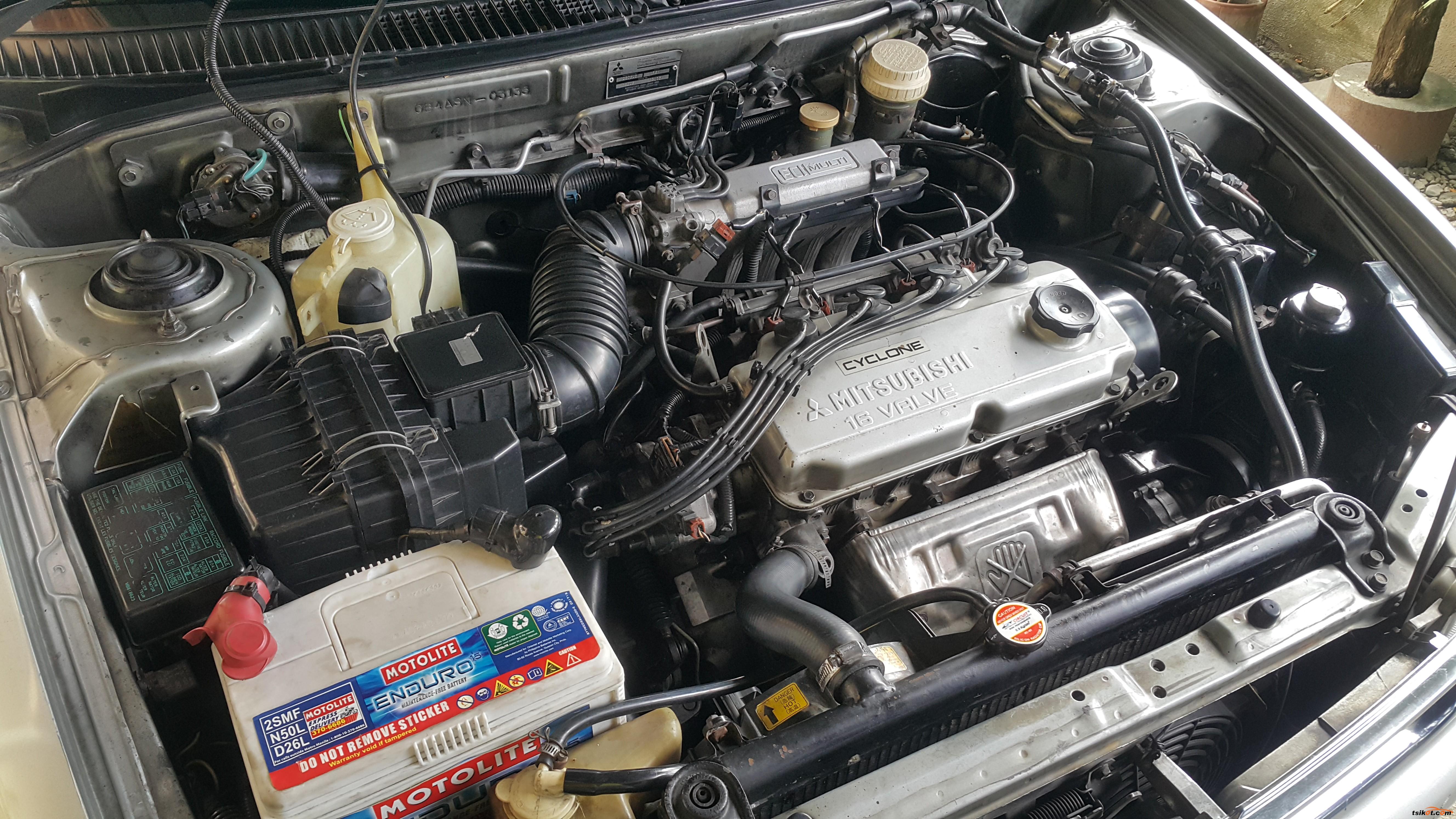 Mitsubishi Lancer 1993 - 8