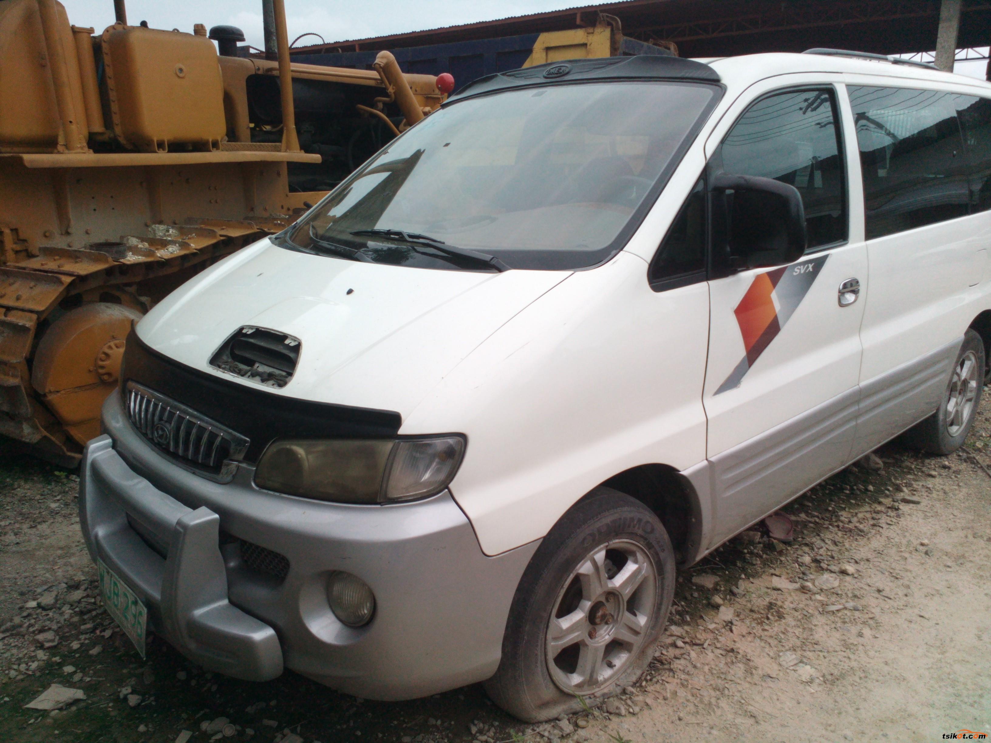 Hyundai Starex 1999 - 2