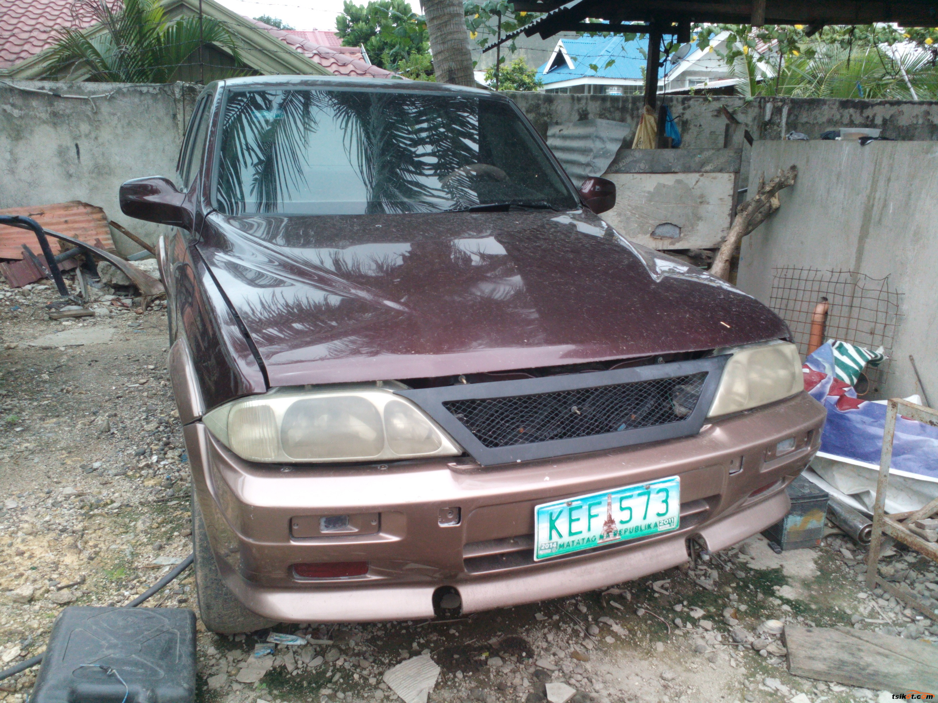 Ssangyong Musso 1999 - 6