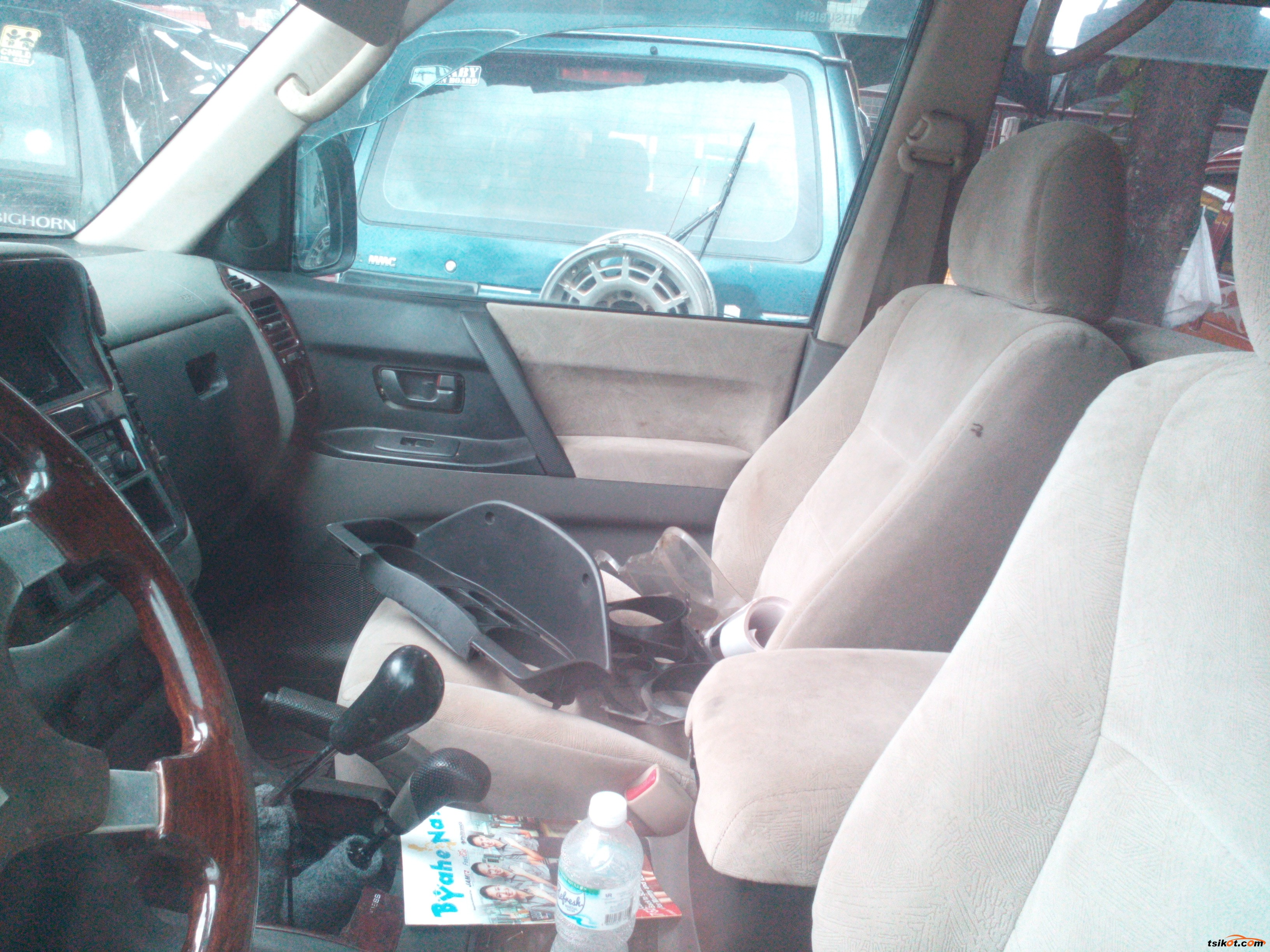 Mitsubishi Pajero 2007 - 3