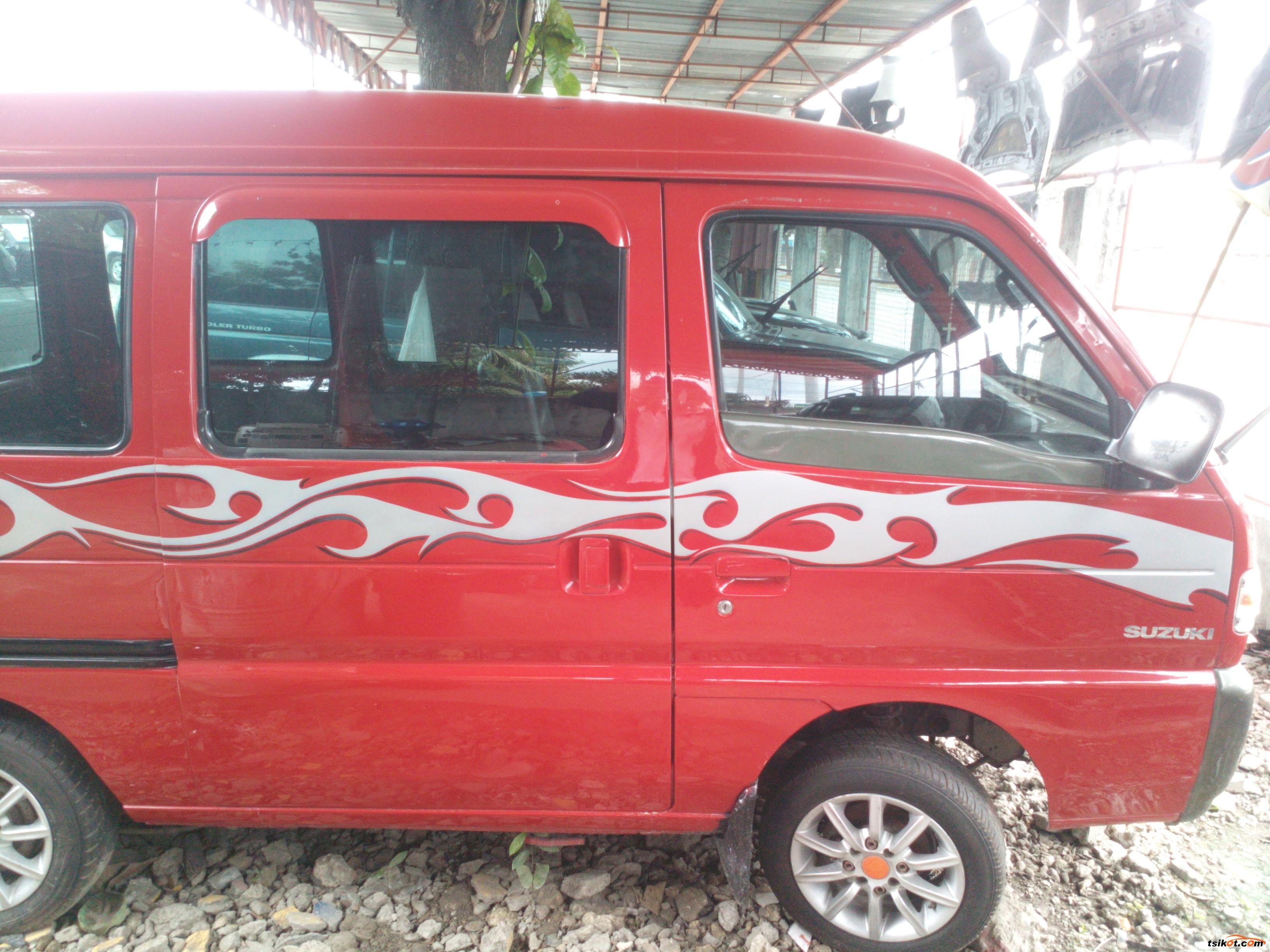 Suzuki Multi-Cab 2005 - 3