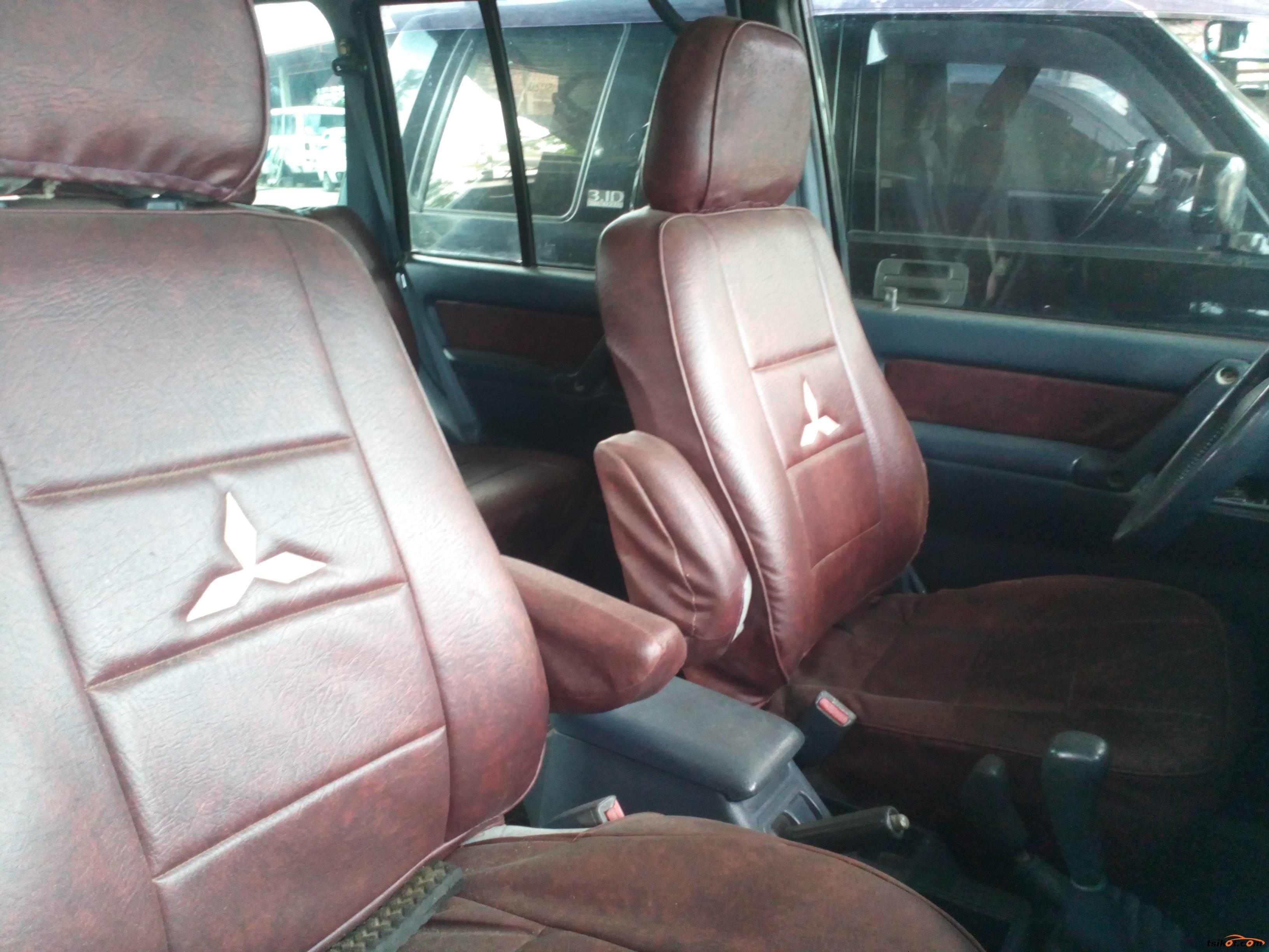Mitsubishi Pajero 1994 - 4