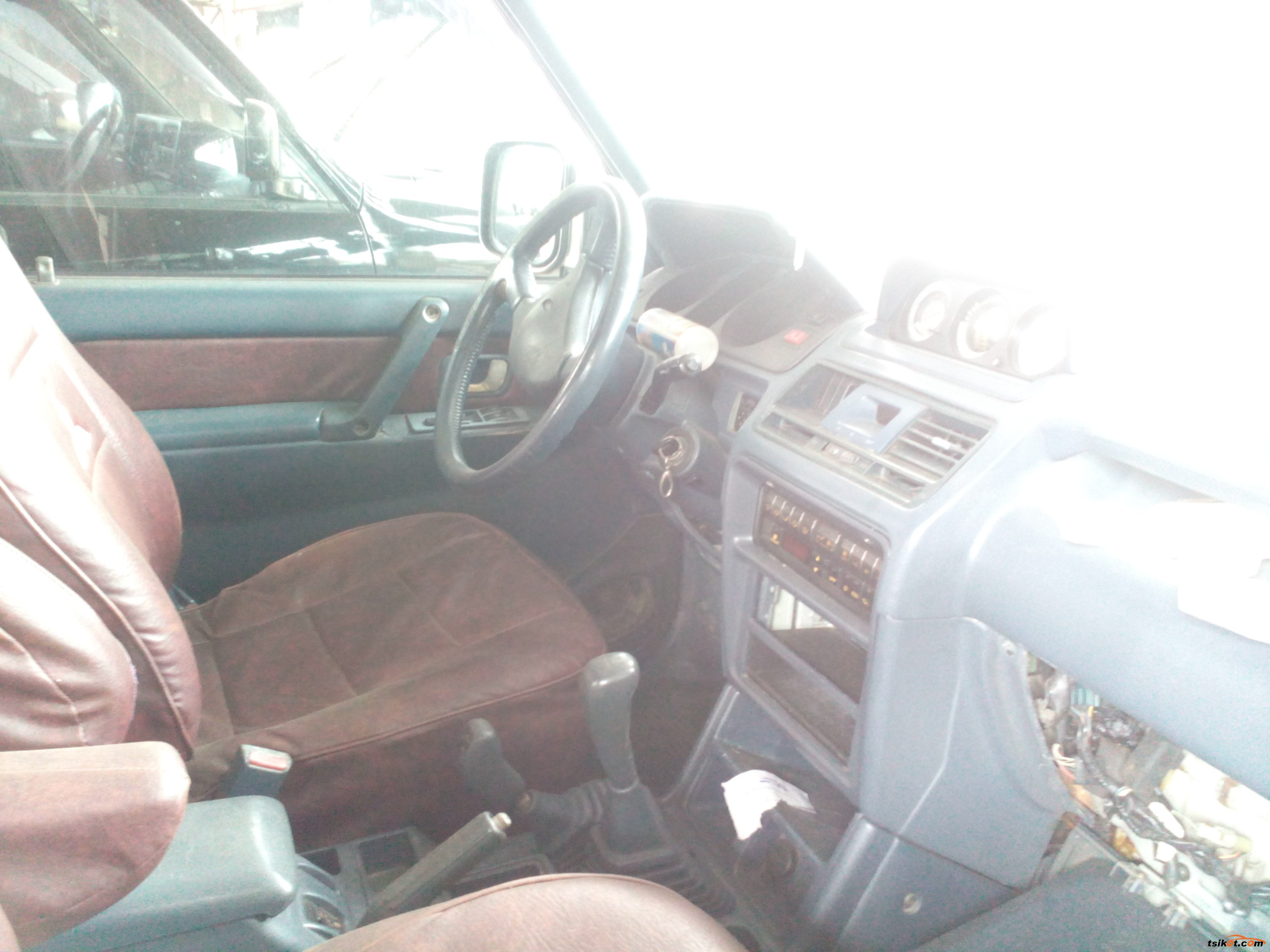 Mitsubishi Pajero 1994 - 3