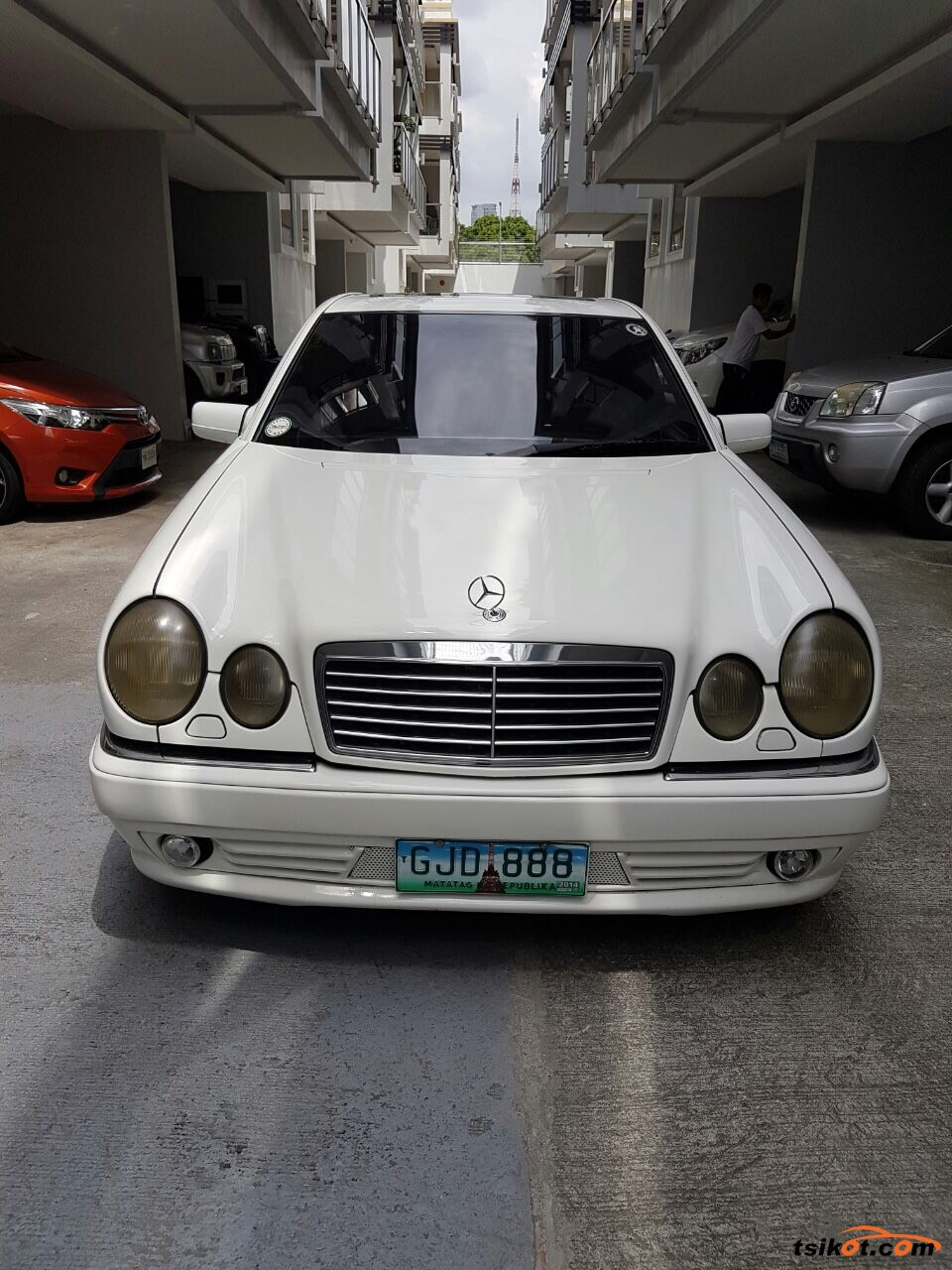 Mercedes-Benz 280 1998 - 1
