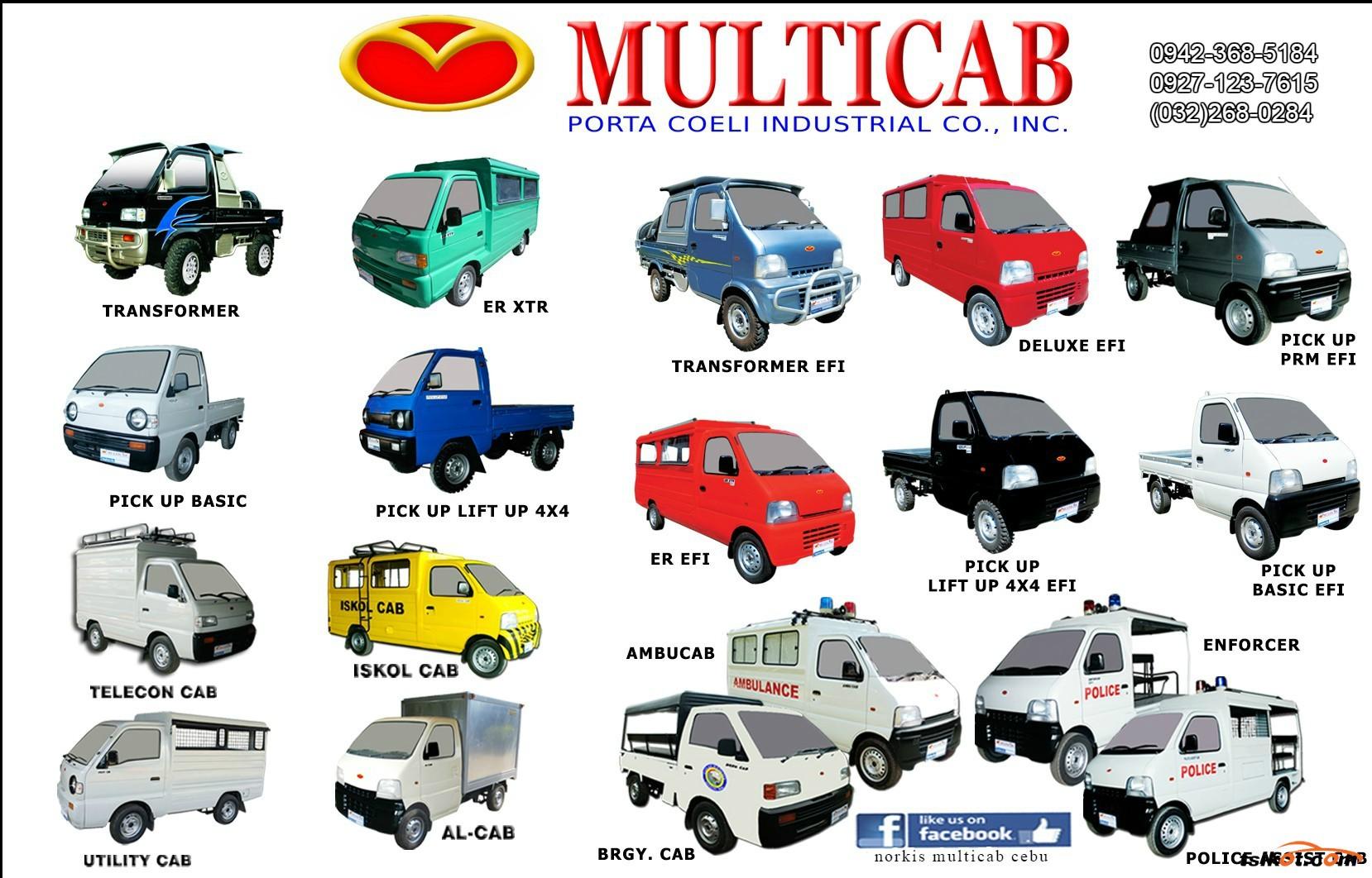 Suzuki Multi-Cab 2017 - 8
