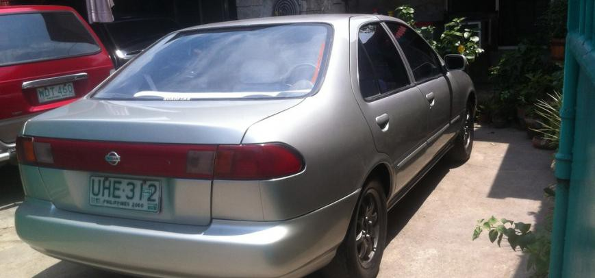 Nissan Sentra 1996 - 3
