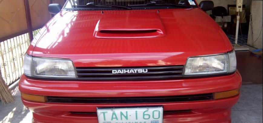 Daihatsu Charade 1991 - 3