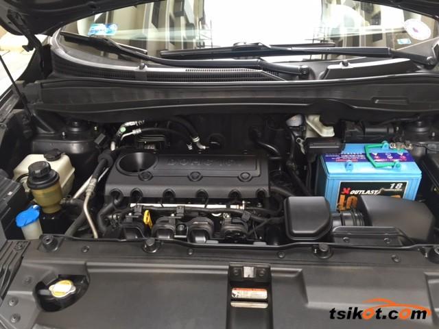 Hyundai Tucson 2010 - 5