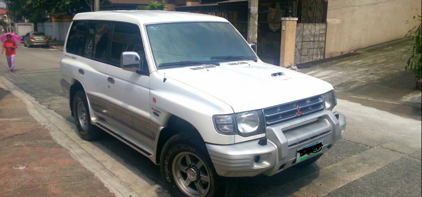 Mitsubishi Pajero 2005 - 1