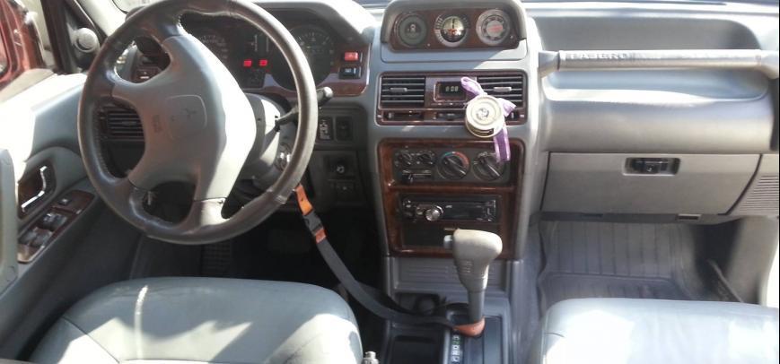 Mitsubishi Pajero 2005 - 10