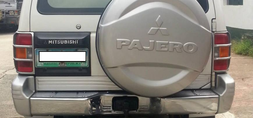 Mitsubishi Pajero 2005 - 13